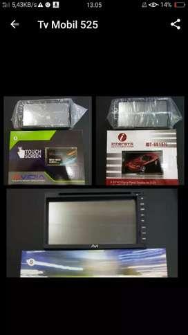Tv Mobil Double Din Mirror Link Dvd Bisa Di Kreditkan