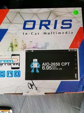 Head unit Oris Multimedia