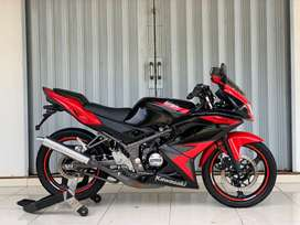 Ninja rr tahun 2014 motor istimewa