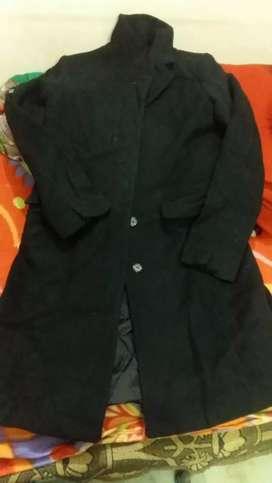 Girls winter long coat