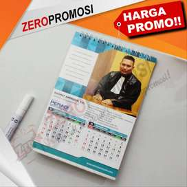 Souvenir Desk Calendar Promosi custom