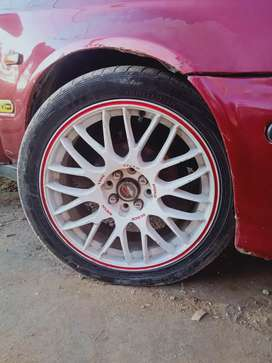 17inch imported alloy rim