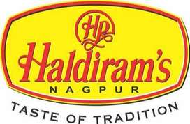 Haldiram Snacks opening stores and distributed points vacancies
