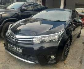 Toyota Altis V Matic Tahun 2014 Tangan Pertama Barang istimewa