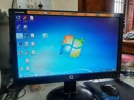 "Qompaq  R191b 18.5"" LED Monitor"