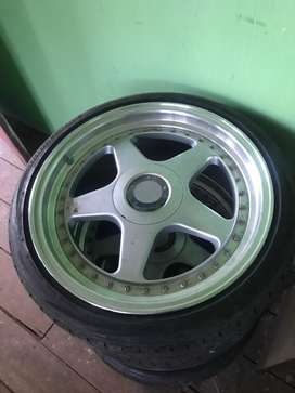 Velg racing ring 18