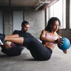 Personal Fitness Trainer at your doorstep