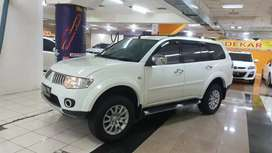 Mitsubishi Pajero Exceed AT  Tahun 2011