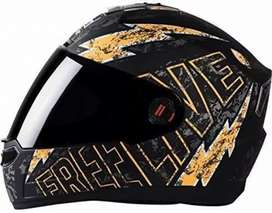 Steelbird helmet for sale only 6 months old