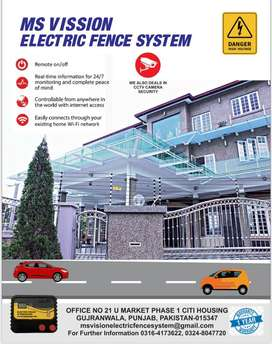Electric Fence System for 1 kanal