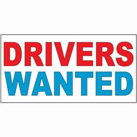 Hiring in airport Driver and Ground Staff