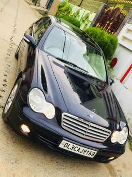 Mercedes Benz C-Class in best condition