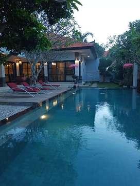 Maya villa private big pool  di taman mumbul benoa nusa dua