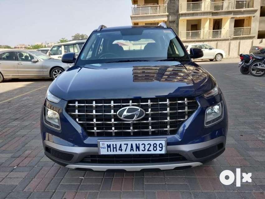Hyundai Venue S, 2019, Diesel 0