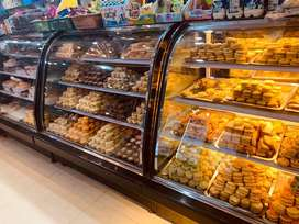 Bakery display counter For sale