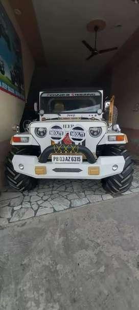 Jeep modified turbo
