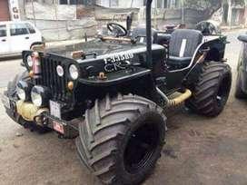 Modified vehicle