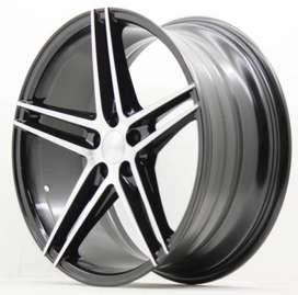 AC5-8572F-HSR-Ring-18x8-9H5x120-ET40-Black-Machine-Face-Lip