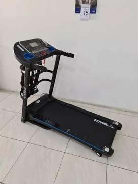Treadmill elektrik 2hp TL-619 // KJ-561