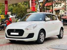 Maruti Suzuki Swift VXI Optional, 2018, Petrol