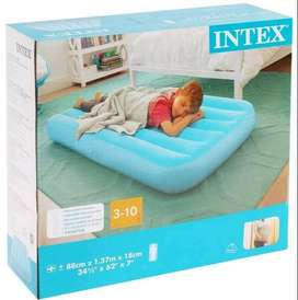 Intex airbed inftatable kids
