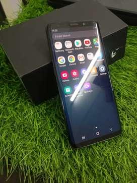 Samsung S9 64gb black color
