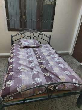 Bed plus mattress for sale