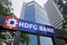 Urgent Hiring in HDFC bank branches Mega Drive for HDFC Bank