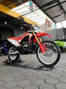 Obral Honda CRF 150L 2018 Odo 10rb Murah Mustika Motor