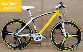 Brand New Bicycles with Shimano 21 speed gear