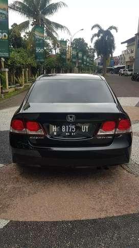 Honda new civic fd 2011 matic istimewa