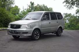 Toyota Kijang LX Diesel 2003 asli Plat H, Orisinil, Istw! TERMURAH