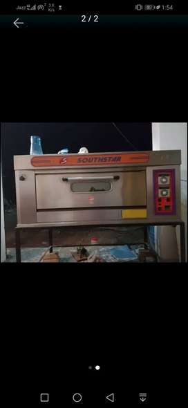 pizza oven original used