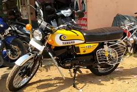 Yamaha Rx 135, Fully restored, all papers are clear, Next retest 2026