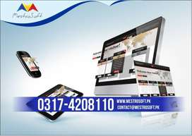 Develop Creative Website & Promote Business with Digital Marketing