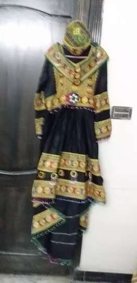 Afghani dress for sale