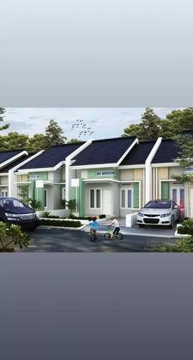 Rumah Type 45 Luas Tanah 126 m2