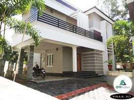 A new gated community villa ,in thiruvalla town ,50 MTR from mc road