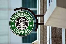 Lowongan kerja Pramusaji dan dishware di Starbucks