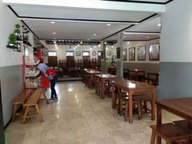 Dijual Resto + rumah tinggal d maskumambang Turangga dkt hotel horison