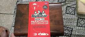 Top Gear - How to parachute into a moving car in 500 PKR only