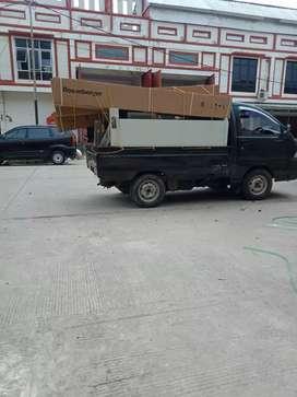 Sewa mobil pickup jasa angkutan barang rental mobil pickup