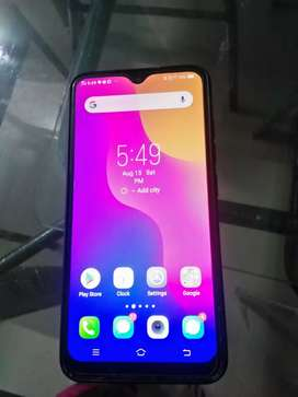 Vivo y 95 64 GB  new condition charger sath mein