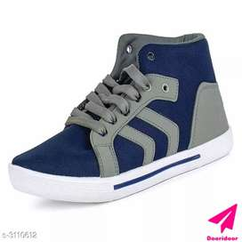 Standard Trendy synthetic man casual shoe