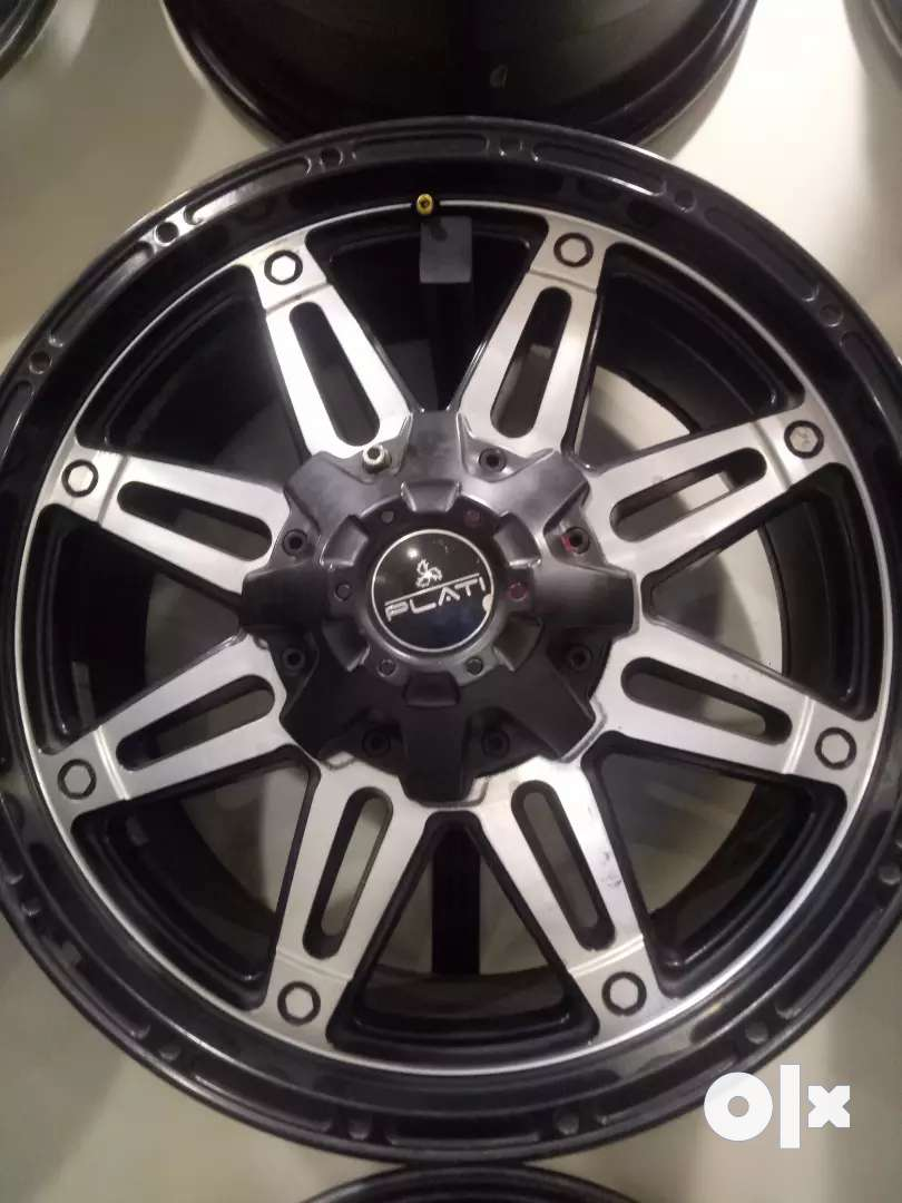 18'' Plati set for Fortuner , Endavour, and Pajero ,Isuzu and any more