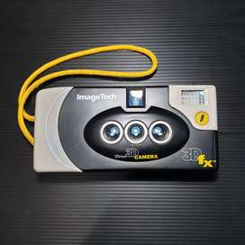 ImageTech Kamera Film Analog 3D Camera 35mm