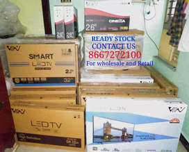 Anniversary Sale upto 60% on Brand new LED TV with WARRANTY