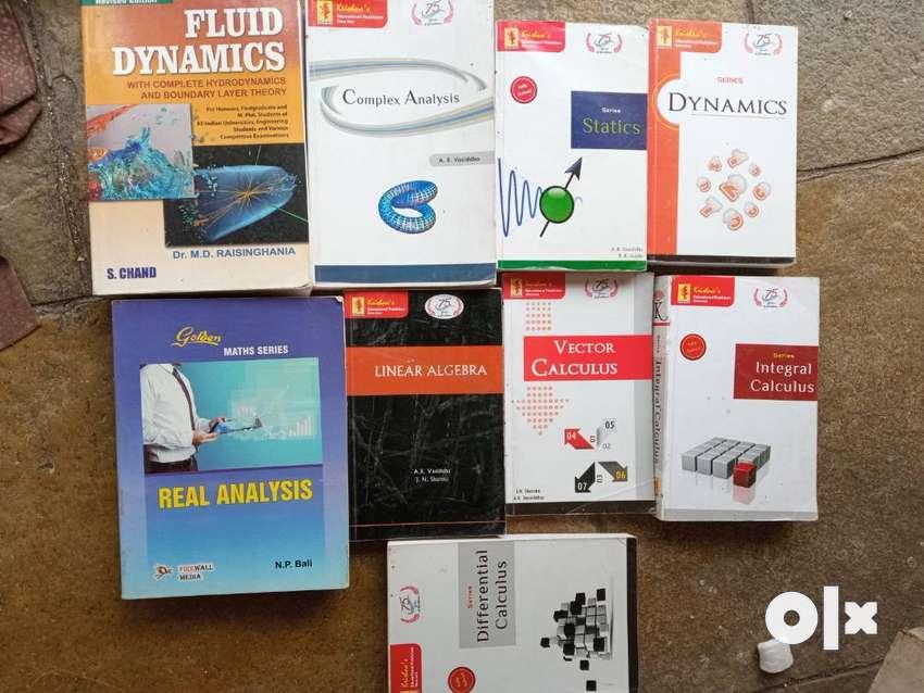 UPSC MATHS BOOKS