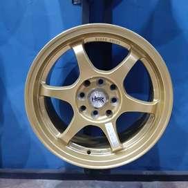 Velg Mobil Mobilio Agya Yaris Brio R15 Bisa Cicilan0% Spec R Medan