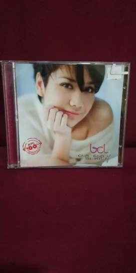 CD ALBUM MUSIC ORIGINAL BUNGA CITRA LESTARRY THE BEST SIGLEE